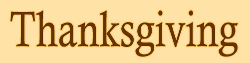 Shop for Thanskgiving Cards
