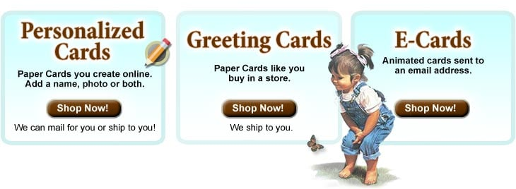 Personalized Friendship Cards and Friendship Greeting Cards from Leanin' Tree