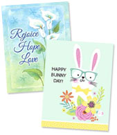 Easter Note Card Sets