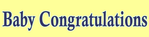 Shop Baby Congratulations Cards