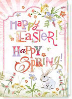 Spring-time Card