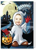 Halloween Cards for Kid #2002872-P