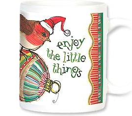Shown: Christmas Mug 56272
